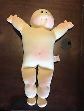 1984 Xavier Roberts Soft Sculpture Little People Cabbage Patch Kid