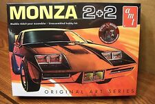 AMT CHEVY MONZA 2+2 1/25 SCALE MODEL KIT (build stock or custom)