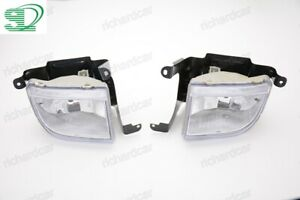 NEW FOG LIGHTS PAIR LH+RH for Chevrolet Optra 4DR 2004-2007