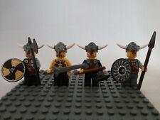 LEGO® vintage Wikinger Minifiguren Vikings minifigures