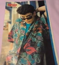 Jordan Knight Centerfold Clipping Poster From Magazine 90S New Kids On The Block