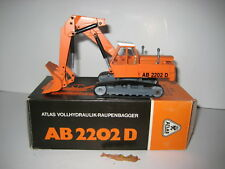 ATLAS AB 2202 D BAGGER HOCHLÖFFEL #145.3 NZG 1:50 OVP
