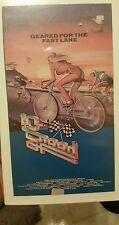 10-SPEED VHS TEN SPEED BIKE BICYCLE RACE SAN FRANCISCO TO MALIBU CALIFORNIA RARE