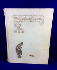 The Ingoldsby Legends - Arthur Rackham - Signed Ltd Delux Edition 1907