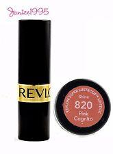 REVLON Super Lustrous Lipstick Shine #820 PINK COGNITO