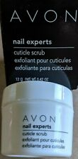 NEW Avon Nail Experts Cuticle Scrub - .42 oz