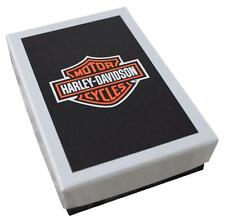 Zippo Harley Davidson Police Navy Matte Windproof Lighter NEW RARE