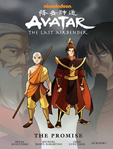 AVATAR: THE LAST AIRBENDER# THE PROMISE LIBRARY EDITION Avatar: The Last Dark