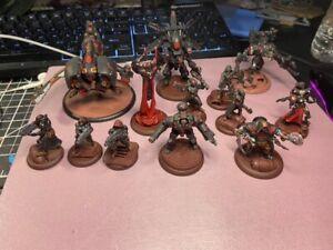 Warcaster Neo-Mechanika: Aeternus Continuum Army Lot