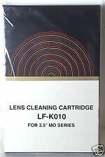 PANASONIC LF-K010 CARTUCCIA PULIZIA LETTORI MAGNETO OTTICI - M.O. DRIVE CLEANING