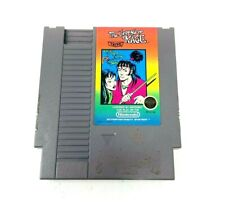 The Legend of Kage (Nintendo NES, 1987) - cart and sleeve - TESTED WORKS