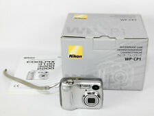 Nikon 4100 with Waterproof camera case WP-CP1