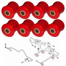 8 Silent bloc polyuréthane pour 4 bras arrière, compatible NISSAN Patrol GR Y60
