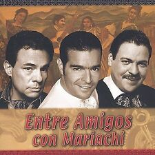 Entre Amigos Con Mariachi, Various Artists, New