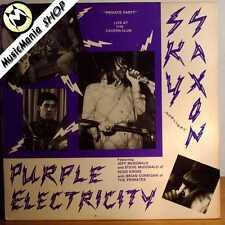 Sky Sunlight Saxon & Purple Electricity - Private party