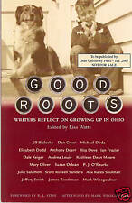 Good Roots edited by Lisa Watts Advance Proof 1st Ed