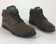 Mens Ozark Trail Hiking Boots Brown Suede Lace Up Size 10