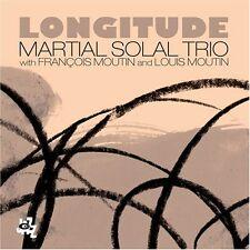 Martial Solal, Solal Trio, Martial - Longitude [New CD]