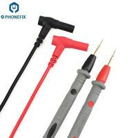 Digital Multimeter Universal 1000V 20A Test Lead Probe Cable SMD SMT Needle Tip