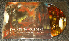 PANTHEON I-THE WANDERER AND HIS SHADOW-UK 2007 PROMO CD-CARD CASE-M/M