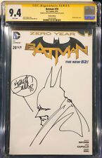 KELLEY JONES ORIGINAL Sketch CGC SS Signed BATMAN COMIC ART JOKER NOT CBCS