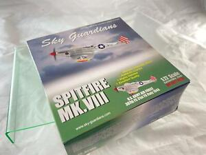 Witty Wings 1:72 Scale Die Cast Sky Guardians Spitfire Mk VIII 8 307th Box Only