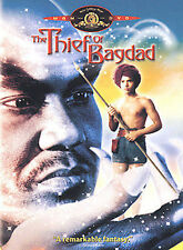 The Thief of Bagdad    (DVD, 2002)    LIKE NEW