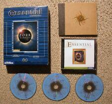 Zork Nemesis in Box - PC Adventure Game