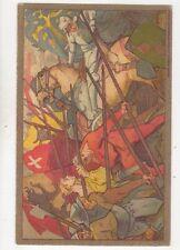Bundesfeier 1911 Switzerland Postcard 251b