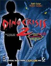 Dino Crisis 2 : Sybex's Official Strategies and Secrets by Bart Farkas and...