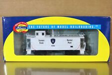ATHEARN 7412 SOUTHERN PACIFIC SP RAILROAD POLICE CUPOLA CABOOSE 01482 BOXED nn