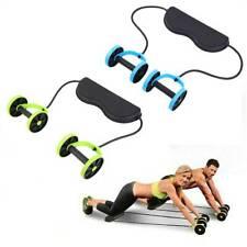 New listing Roller Wheel Multifunction Abdominal Machine Training Apparatus Exercise Gym