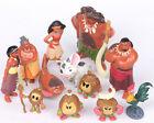 12pcs Children Toys Disney Movie Moana PVC Dolls