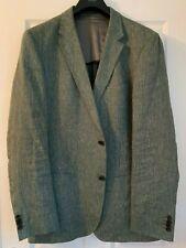 Hugo Boss Mens Pure Linen 'The Jesse' Blazer Jacket UK 42L