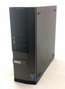 Dell Optiplex 7020 SFF New 256GB WIFI 16GB Ram i7 3.60GHz DVD-RW AMD GFx Win 10P
