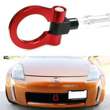 Sports Red Track Racing Style Aluminum Tow Hook For 2003-2004 Nissan 350Z