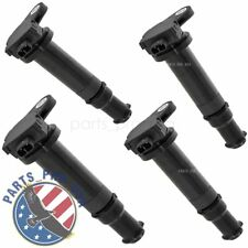 New Set of 4 Pcs Ignition Coil fits For 06-11 Hyundai Accent & Kia Rio/Rio5