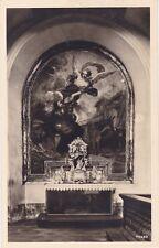 uralte AK, Grüssau (Krzeszów), Der Engel bringt St. Joseph die Freudenbotschaft