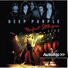 DEEP PURPLE - PERFECT STRANGERS LIVE  2 CD + DVD  NEW+