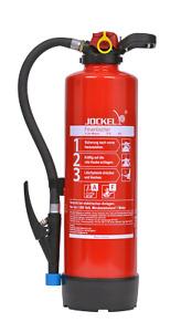 Jockel  Wassernebel Feuerlöscher 9 Liter WM 9 TJX 21 9550100