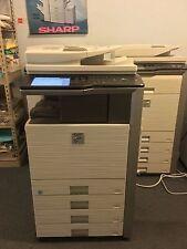 Sharp MX-M453N Multifunction Copier Printer Scan Fax Showroom cond. M363N M503N