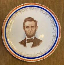 Vintage Abraham Lincoln Historical Collectible Plate. Rare find