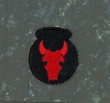 WWII U.S. 34th Infantry Division Patch.