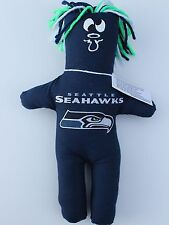 *SEATTLE SEAHAWKS FRUSTRATION DOLL NFL dammit Stress Relief Dolls