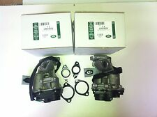 Range Rover Vogue & Deporte 3.6 TDV8 rh&lh Egr Válvulas-Original-LR018321 y LR018322