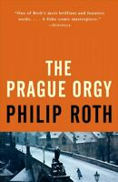 Prague Orgy, Paperback by Roth, Philip, Brand New, Free shipping in the US