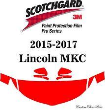 3M Scotchgard Paint Protection Film Pro Series Kit 2015 2016 2017 Lincoln MKC