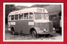 Channel Isles Bus Photo ~ JMT Jersey 81: J13539 - 1950 Dennis Pax - Crich: 1971