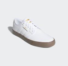 ADIDAS SKATEBOARDING SEELEY WHITE / GOLD / GUM