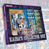 KAIBA'S COLLECTOR BOX | FACTORY SEALED | Blue-Eyes White Dragon Deck YuGiOh